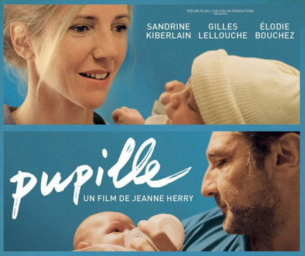 Affiche du film Pupille